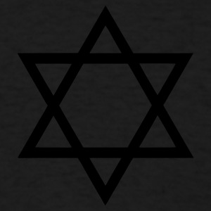 Star of David - Men's T-Shirt