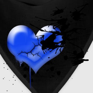 My Broken Blue Heart - Bandana