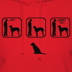 Red sudo sit T-Shirts - Women's Hoodie