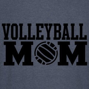 Volleyball Mom Hooded Sweatshirt - Vintage Sport T-Shirt