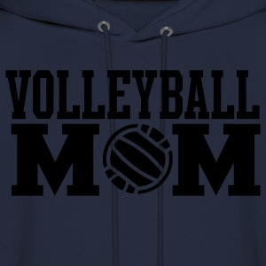 Volleyball Mom Women's T-Shirt - Men's Hoodie