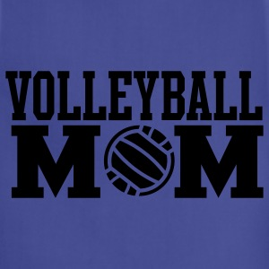 Volleyball Mom Women's T-Shirt - Adjustable Apron