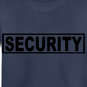 Navy Security Kids' Shirts - Toddler Premium T-Shirt