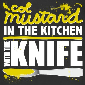 Colonel Mustard - Adjustable Apron