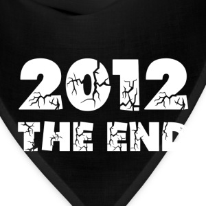 Navy 2012 The End Sweatshirts - Bandana