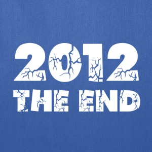 Navy 2012 The End Sweatshirts - Tote Bag