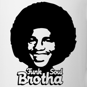 White funk_soul_brotha_1c Women's T-Shirts - Coffee/Tea Mug