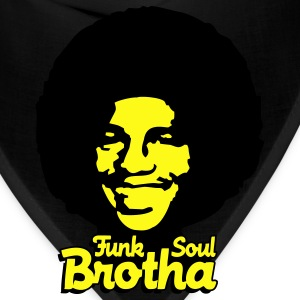 Deep heather funk_soul_brotha_2c Women's T-Shirts - Bandana