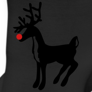 White rudolph the red nose reindeer Kids' Shirts - Leggings