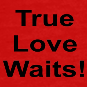 True Love Waits - Men's Premium T-Shirt