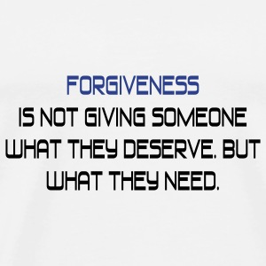 Forgiveness..... - Men's Premium T-Shirt