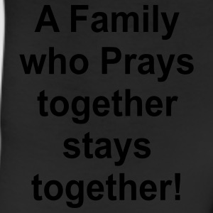 A family who prays together stays together! - Leggings