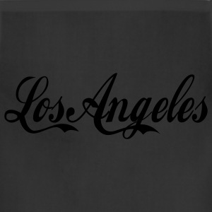 White/navy los angeles T-Shirts - Adjustable Apron
