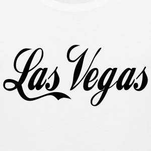 White las vegas Hoodies - Men's Premium Tank