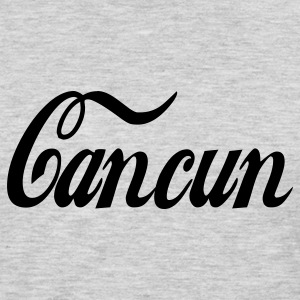 Heather grey cancun Women's T-Shirts - Men's Premium Long Sleeve T-Shirt