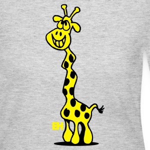 Giraffe - Women's Long Sleeve Jersey T-Shirt