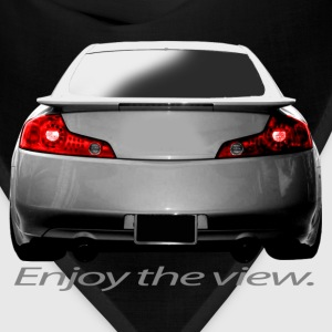 G35 Enjoy the view. - Bandana