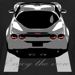 Vette Enjoy the view. - Men's Premium Long Sleeve T-Shirt