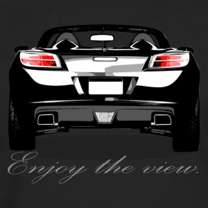Sky Enjoy the view. - Men's Premium Long Sleeve T-Shirt