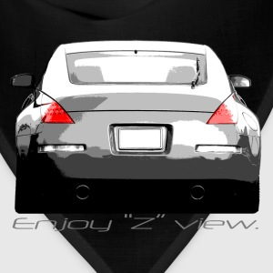 350Z Enjoy Z view. - Bandana