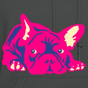 Asphalt french bulldog T-Shirts - Women's Hoodie
