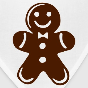 Gingerbread Man 1c - Bandana