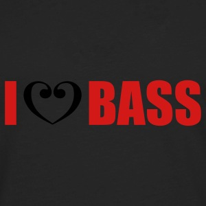 Bass Player Jacket - Men's Premium Long Sleeve T-Shirt
