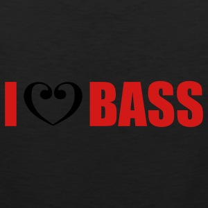 Bass Player Jacket - Men's Premium Tank