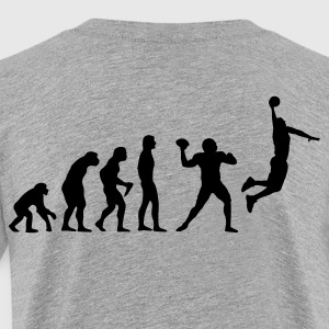 Evolution of Basketball - Toddler Premium T-Shirt