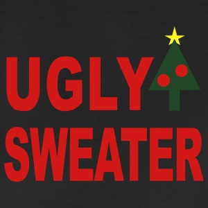 Navy Ugly Sweater T-Shirts - Leggings