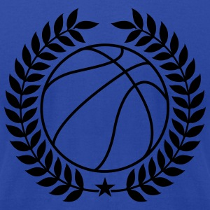 Moss Basketball Tanks - Men's T-Shirt by American Apparel