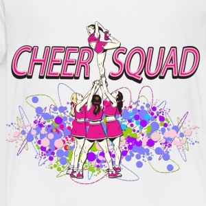 Cheerleading - Toddler Premium T-Shirt
