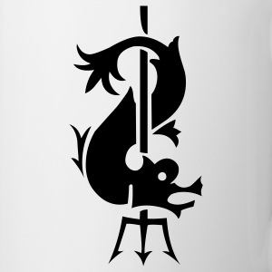 Sea Serpent Trident Sailor 1c - Coffee/Tea Mug
