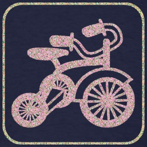 Navy A TRICYCLE Sweatshirts - Men's T-Shirt