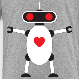 love robot  - Toddler Premium T-Shirt