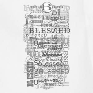 Blessed All Over WM - Adjustable Apron