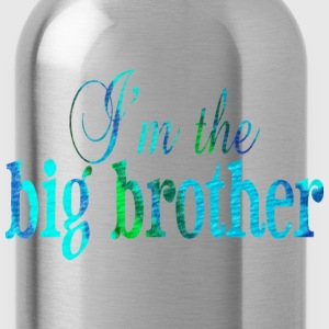 Black I'm the BIG BROTHER Kids' Shirts - Water Bottle