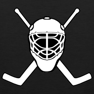 Jolly Roger Hockey Goalie - Men's Premium Tank