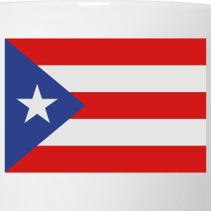 White puerto rico Women's T-Shirts - Coffee/Tea Mug