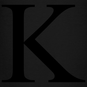 Black kappa  T-Shirts - Toddler Premium T-Shirt