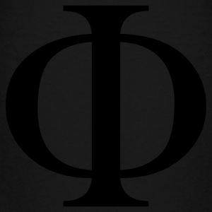 Black phi T-Shirts - Toddler Premium T-Shirt