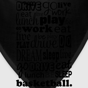Basketball Life t-shirt - Bandana