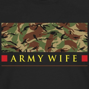Army Wife T-Shirt - Men's Premium Long Sleeve T-Shirt
