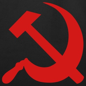 Black Hammer and Sickle T-Shirts - Eco-Friendly Cotton Tote