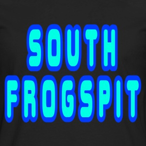 Sky/navy South Frogspit T-Shirts - Men's Premium Long Sleeve T-Shirt