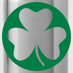 Ash  Shamrock Hoodies - Water Bottle