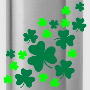 Moss Shamrock Tanks - Water Bottle