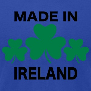 Moss Ireland Tanks - Men's T-Shirt by American Apparel