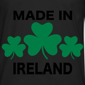 Black Ireland Bags  - Men's Premium Long Sleeve T-Shirt