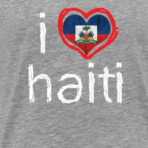 Kids Haiti Sweatshirt - Men's Premium T-Shirt